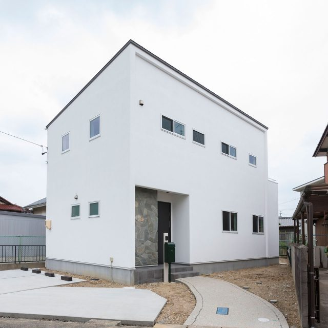 「お家の骨組み見学会」in犬山市